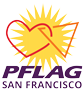 PFLAG SF | LGBTQ Support Groups and Resources Logo